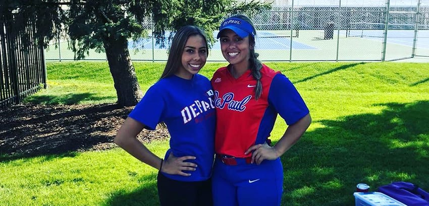 Ariana Rodriguez committing to DePaul University - Chicago